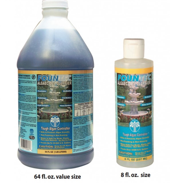 Fountec Water Fountain Treatment Fountec Water Fountain Treatment